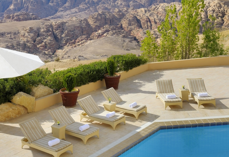 Petra Marriott Hotel, Wadi Musa, Outdoor Pool