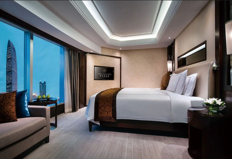 The Pavilion Hotel, Shenzhen, Deluxe Executive Room, Guest Room