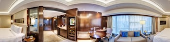 深圳深圳中洲聖廷苑酒店的相片