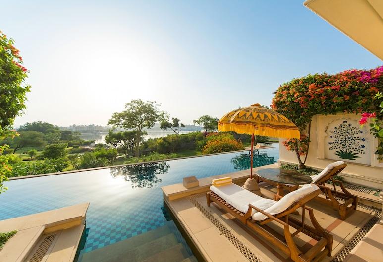 The Oberoi Udaivilas, Udaipur, Udaipur, Habitación Premier (Semi Private Pool), Vista de la habitación