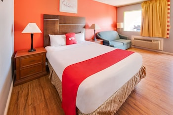 Foto OYO Hotel Europa Ridgecrest CA - W Upjohn Ave di Ridgecrest