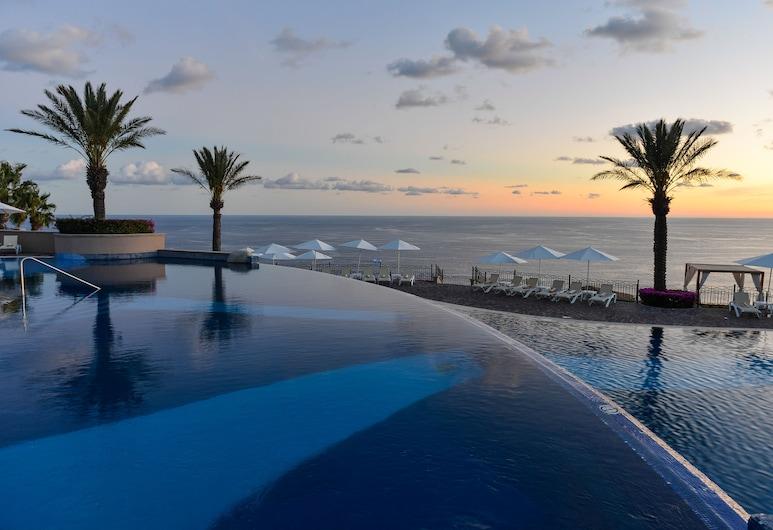 Pueblo Bonito Sunset Beach Golf & Spa Resort - All Inclusive, Cabo San Lucas, Basen z ukrytą krawędzią