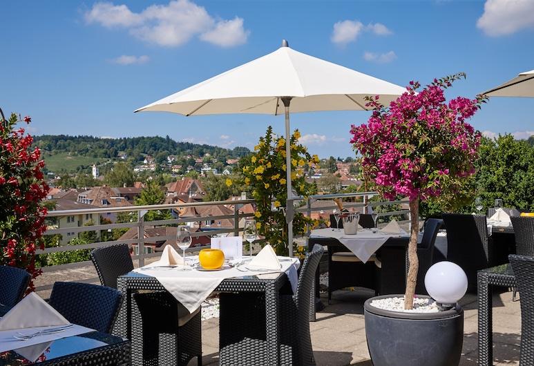 Banana City, Winterthur, Terrasse/veranda