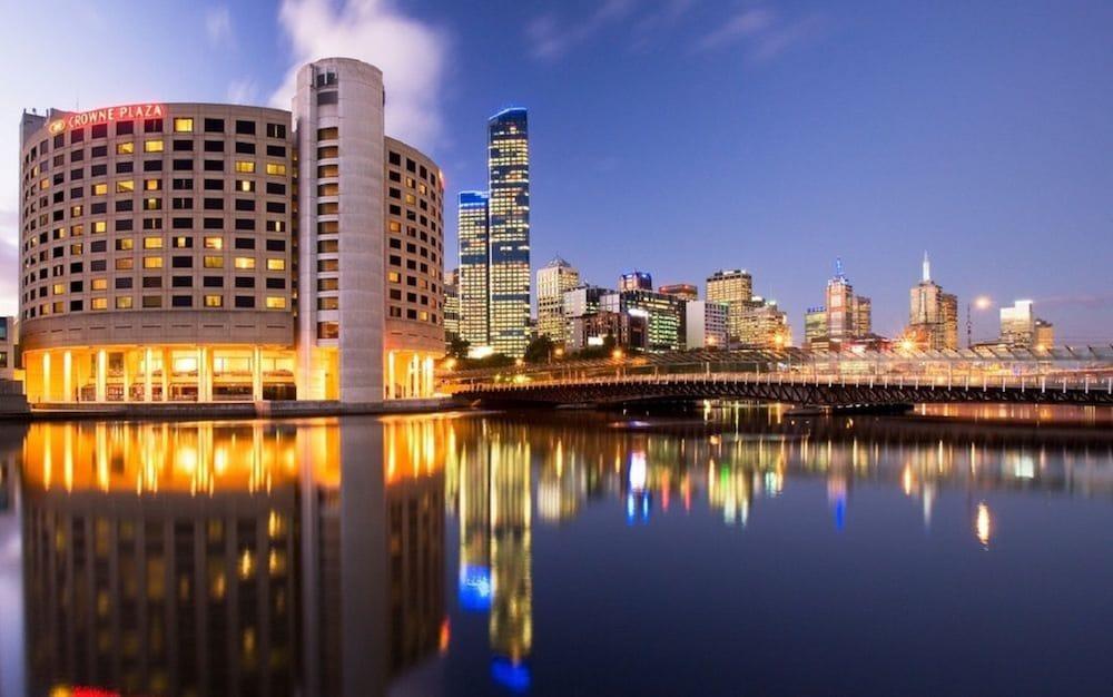 Crowne Plaza Melbourne Melbourne Australia from