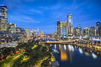 Picture of Crowne Plaza Melbourne in Melbourne