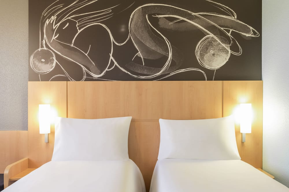 ห้องสแตนดาร์ด, เตียงเดี่ยว 2 เตียง - ภาพเด่น