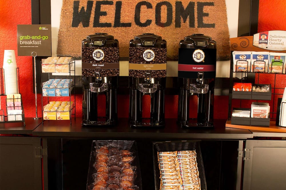 Breakfast Area
