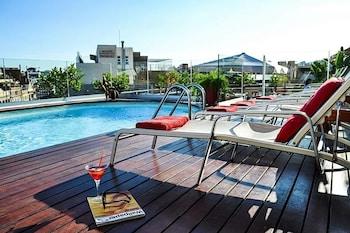 巴塞隆納巴塞隆納美國飯店的相片