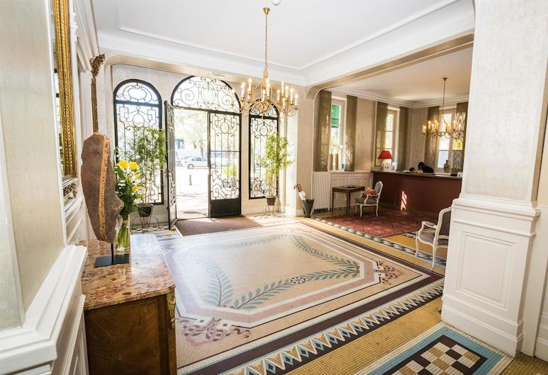 Best Western Hotel De France, Bourg-en-Bresse, Hala