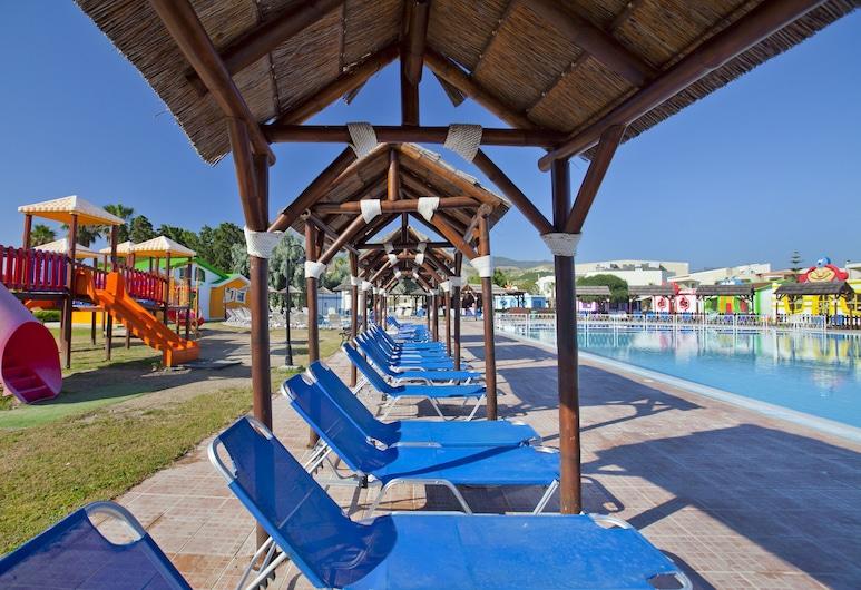 Kipriotis Village Resort - All Inclusive, Kos, Sundeck