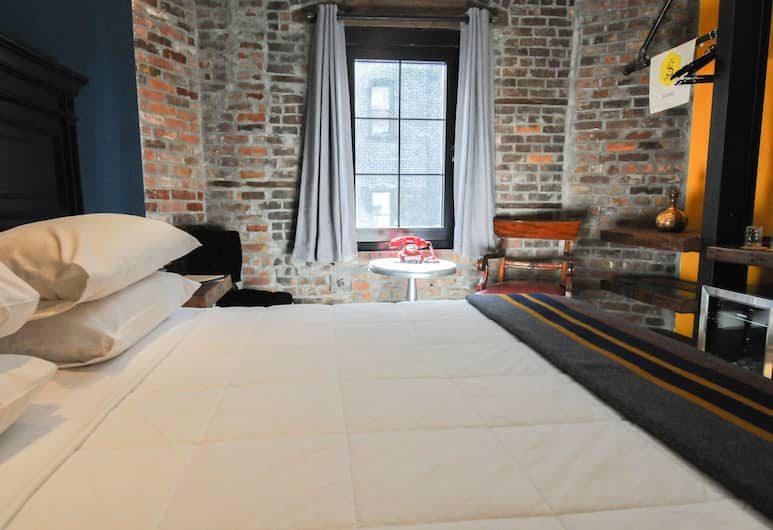 The Sohotel, New York, Premium Room, 1 Queen Bed, Guest Room