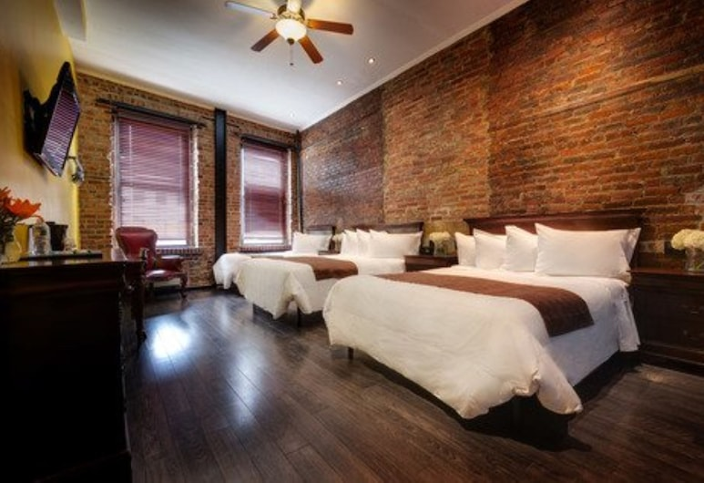 The Sohotel, New York, Deluxe Family, Guest Room