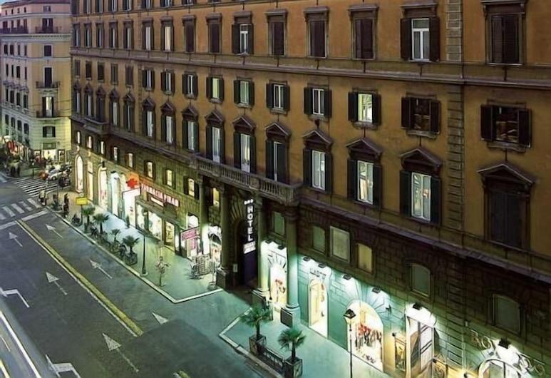 Hotel Miami, Roma, Exterior