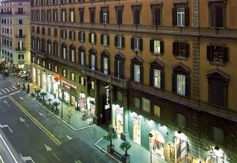 Hotel Miami, Rome, Extérieur