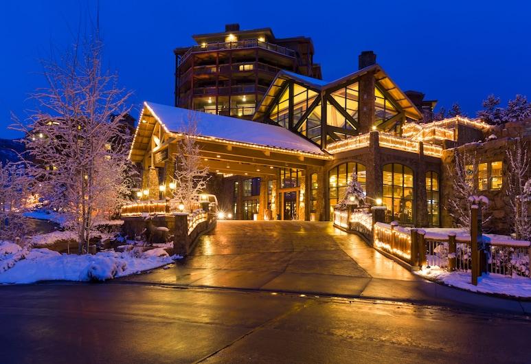 Westgate Park City Resort & Spa, Park City, Hotel Front