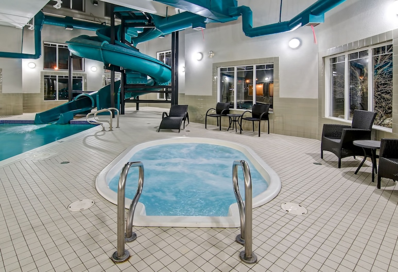 Canalta Brooks, Brooks, Indoor Pool