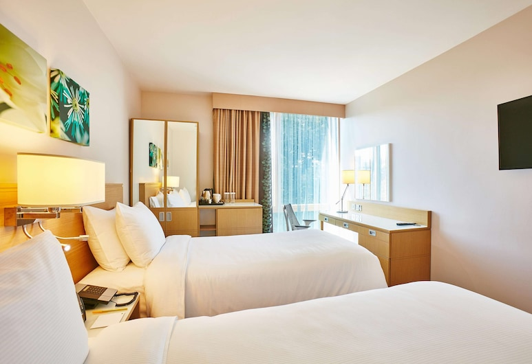 Hilton Garden Inn Bristol City Centre, Bristol, Twin soba, 2 kreveta za jednu osobu, pogled, Soba za goste
