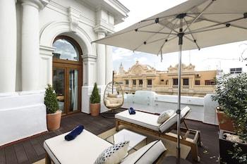 Madrid bölgesindeki H10 Villa de la Reina Boutique Hotel resmi