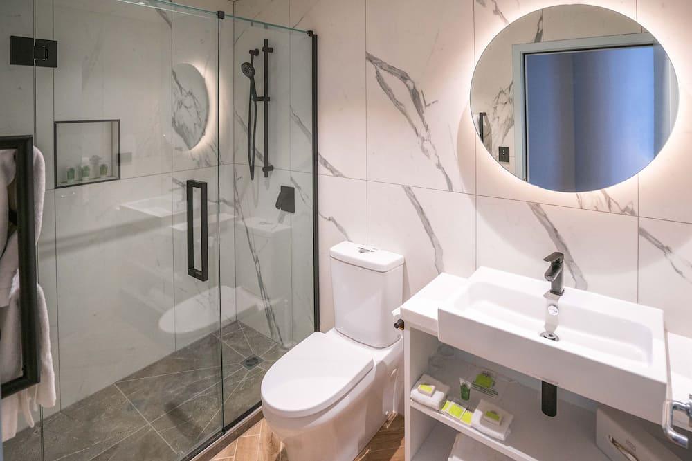 尊貴客房, 1 張特大雙人床 (Split King) - 浴室