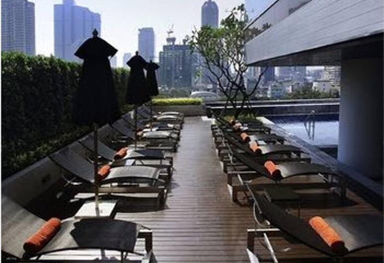 Pullman Bangkok Hotel G, Bangkok, Sundeck