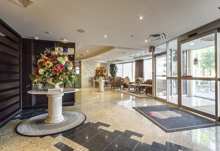 Monte Carlo Inn Airport Suites, Mississauga, Wejście wewnętrzne