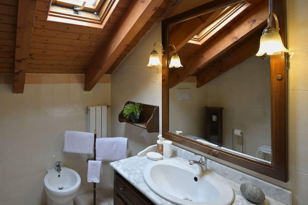 雙床房, 2 張單人床 - 浴室