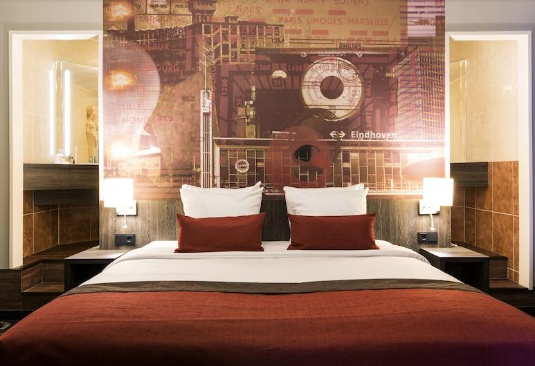 Crown Hotel Eindhoven Centre, Αϊντχόβεν, Σουίτα, Δωμάτιο επισκεπτών