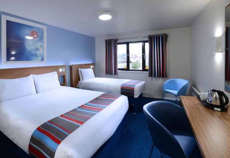 Travelodge Dublin Phoenix Park Hotel, Dublin, Family kolmetuba, 1 magamistoaga, Tuba