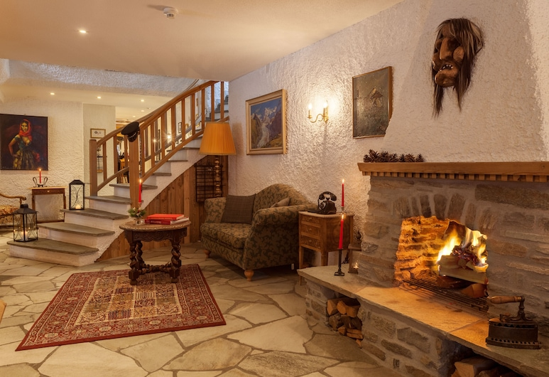 Hotel Walliserhof Zermatt, Zermatt, Lobby