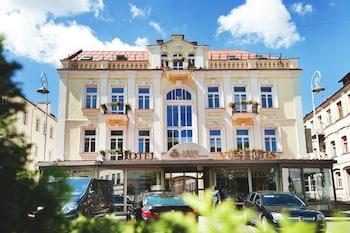 Selline näeb välja Artis Centrum Hotels, Vilnius