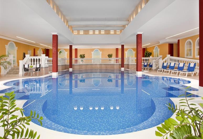 Dorint Marc Aurel Resort Bad Goegging, Neustadt an der Donau, Alberca cubierta