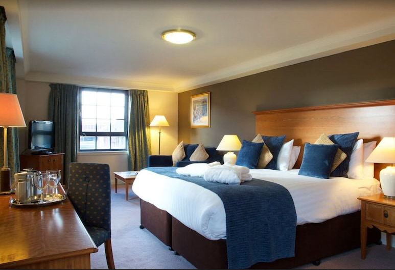 Glasgow, BW Signature Collection, Glasgow, Executive Double Room, Guest Room