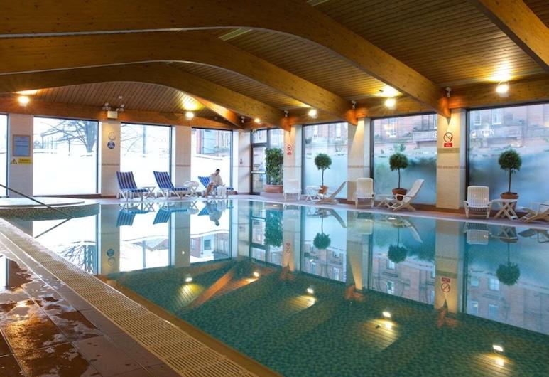 Glasgow Argyle Hotel, BW Signature Collection, Glasgow, Izba s dvojlôžkom alebo oddelenými lôžkami, Krytý bazén