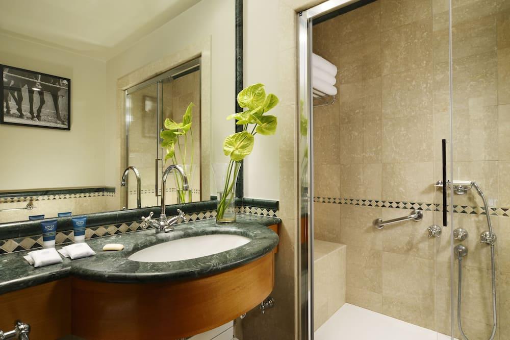 經典客房, 1 張特大雙人床, 非吸煙房 - 浴室