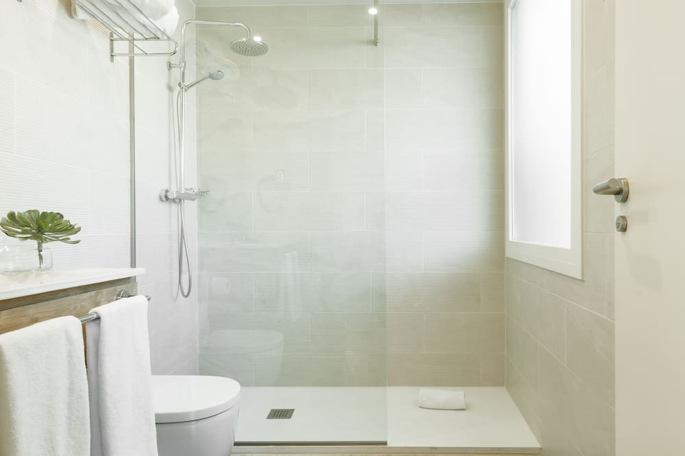 普通套房, 露台 (with Jacuzzi) - 浴室