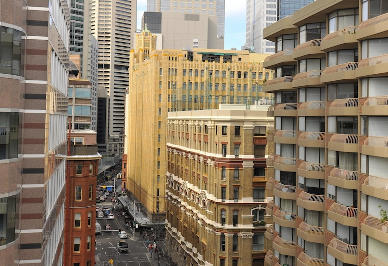 メトロ アパートメンツ オン ダーリング ハーバー - シドニー, シドニー, アパートメント 1 ベッドルーム, シティ ビュー