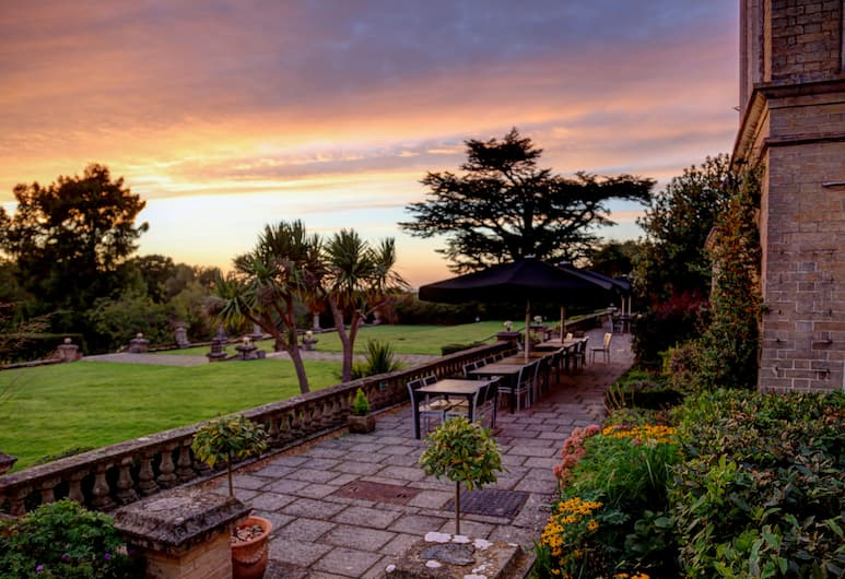 Best Western Chilworth Manor Hotel, Southampton, Property Grounds