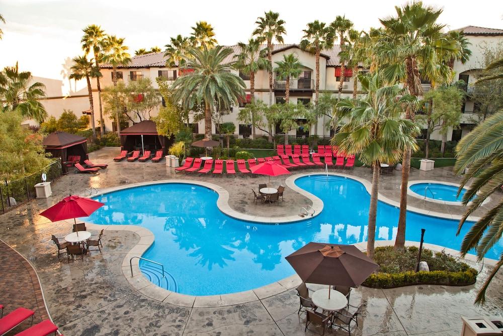Tuscany Suites & Casino, Las Vegas, Utendørsbasseng