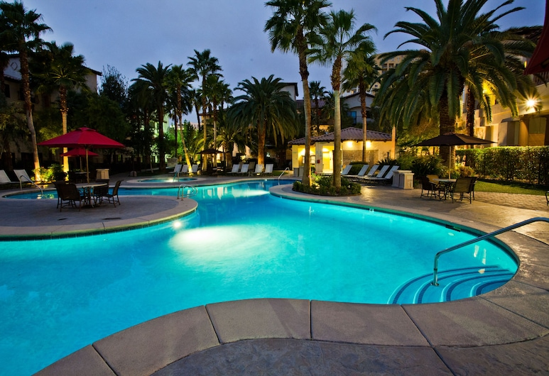 Tuscany Suites & Casino, Las Vegas, Piscine