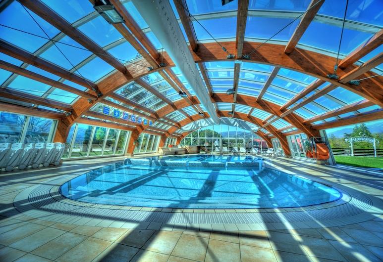 Hotel Kompas, Bled, Indoor Pool