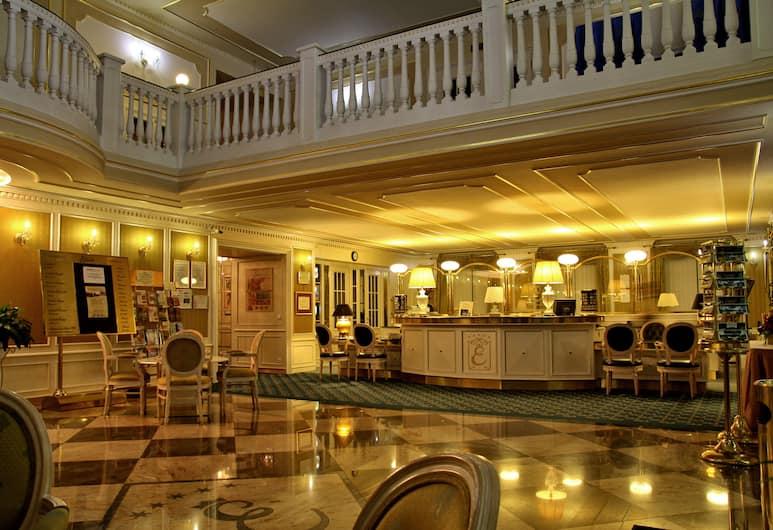 Esplanade Spa and Golf Resort, Marianske Lazne, Hall