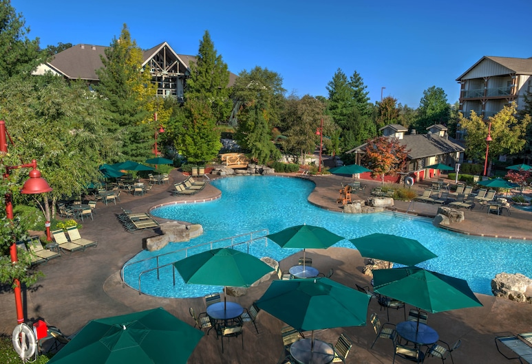 Marriott's Willow Ridge Lodge, Branson, Udendørs pool