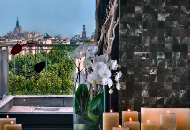 Enterprise Hotel, Милан, Спа-ванна в помещении