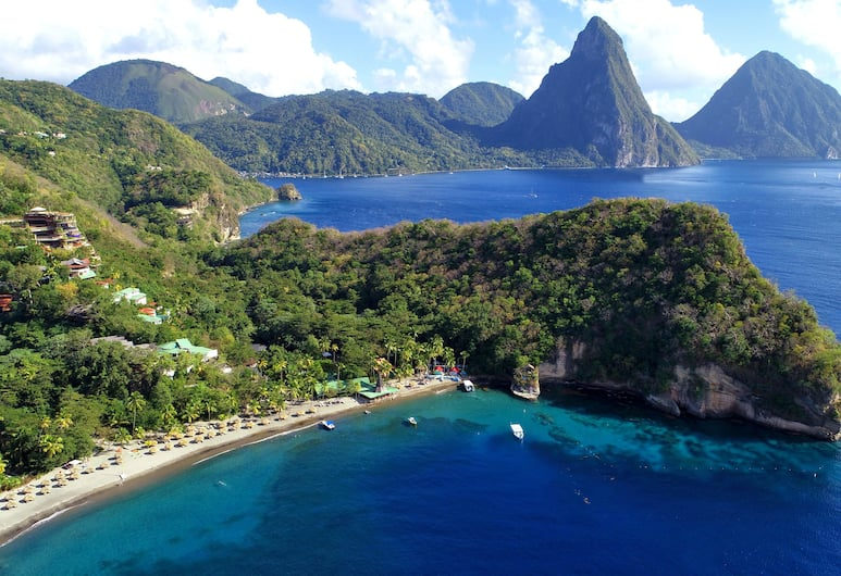 Anse Chastanet Resort, Soufriere