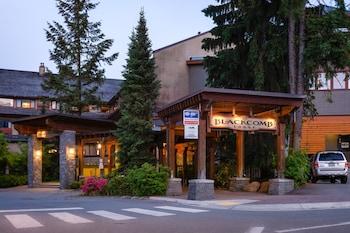 Slika: The Blackcomb Lodge ‒ Whistler