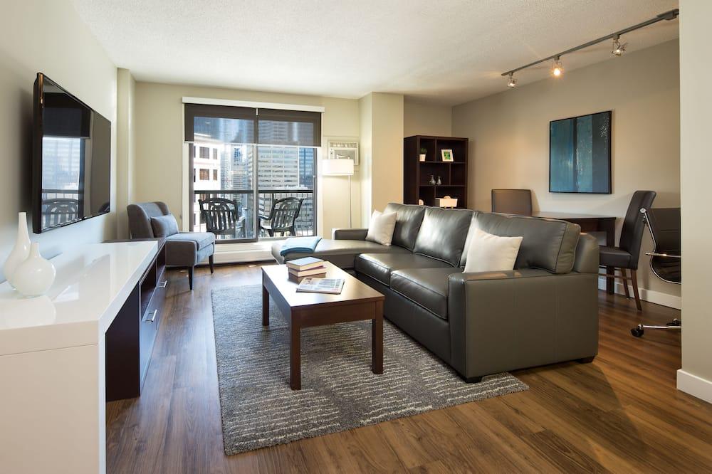 Апартаменти, 1 спальня (King) - Житлова площа