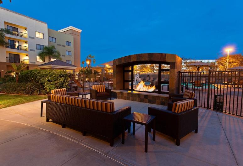 Courtyard by Marriott San Diego Central, San Diego, Terrace/Patio