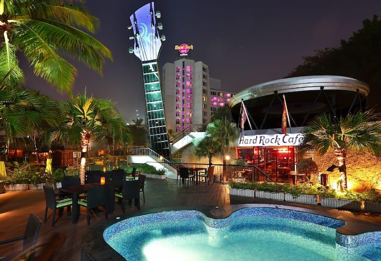 Hard Rock Hotel Pattaya, Pattaya, Exterior