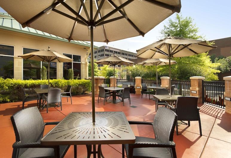 Hilton Garden Inn Chattanooga Downtown, צ'טנוגה, מרפסת/פטיו