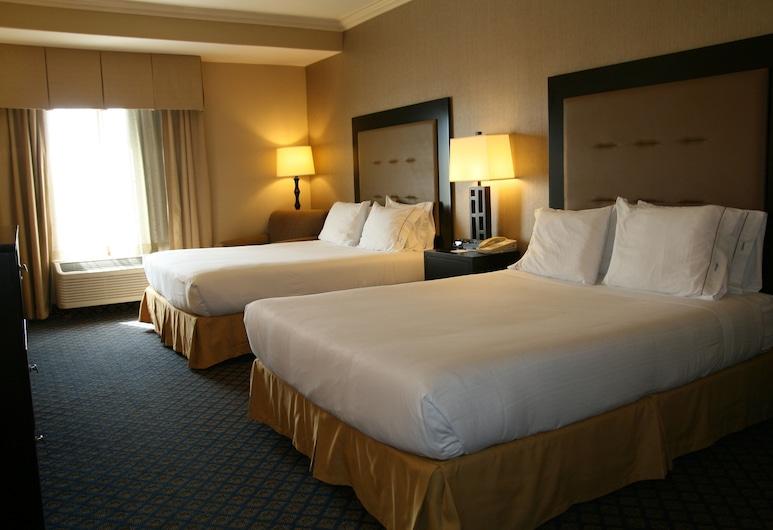 Holiday Inn Express Hotel & Suites San Pablo - Richmond Area, San Pablo, Pokój, 2 łóżka queen, dla niepalących, Pokój